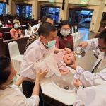 Baptisan Di Tengah Pandemi Covid 19