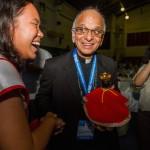 Kongres Ekaristi menampilkan iman, budaya Filipina