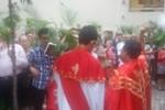 Umat Paroki Santo Yoseph Palembang Mulai Memasuki Pekan Suci