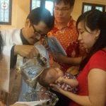 Baptisan Sarana Menuju Keselamatan