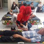 Donor Darah Umat Paroki Santo Yoseph Palembang