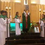 Umat Paroki Santo Yoseph Palembang Merayakan Bulan Kitab Suci Nasional 2016