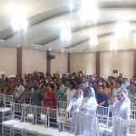 Pengurus Gereja Santo Yoseph Palembang Mendapat Penyegaran