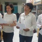 Menjadi Pengurus Lingkungan Santa Agnes Merupakan Tugas Mulia