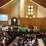 Misa Penggalangan Dana Gereja Santo Tarsisius Karang Pulau Bengkulu Utara