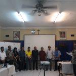 Terpilih Formatur Pengurus DPP Santo Yoseph Palembang