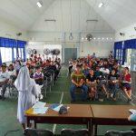 Pertemuan Perdana Orang Tua Dan Calon Komuni Pertama