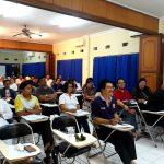 Rapat Persiapan MONEV Paroki Santo Yoseph Palembang