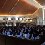Mahsiswa UIN Raden Fatah Studi Wisata Rumah Ibadah