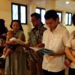 Baptisan Menjadikan Anak-Anak Allah