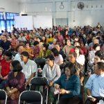Umat Wilayah 7-12 Mengikuti Seminar Keluarga
