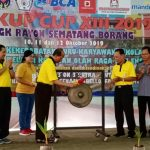 PGK Kota Palembang Berpartisipasi Dalam Turnamen Uskup Cup ke XIII